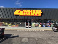 4 Wheel Parts Moto Metal Wheels Rigid Industries all-terrain tires