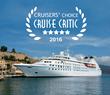 "Windstar Cruises Takes Cruise Critic Cruisers' Choice ""Best Service"" Award"