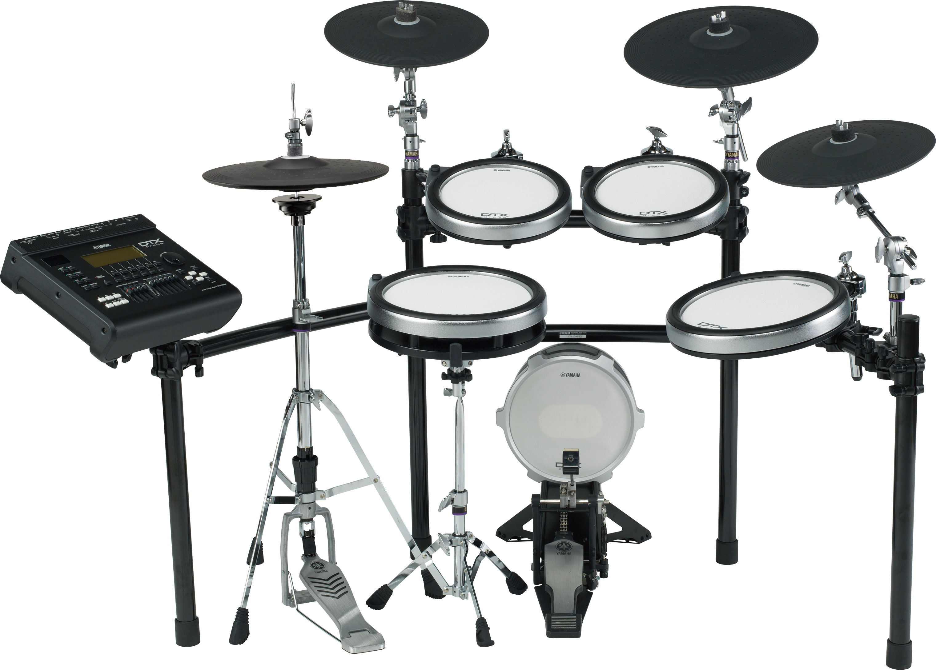 Yamaha debuts dtx700 and dtx900 series electronic drum for Yamaha dtx 700