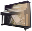 Yamaha Expands Groundbreaking Line of TransAcoustic Pianos with New Grand and Upright Models