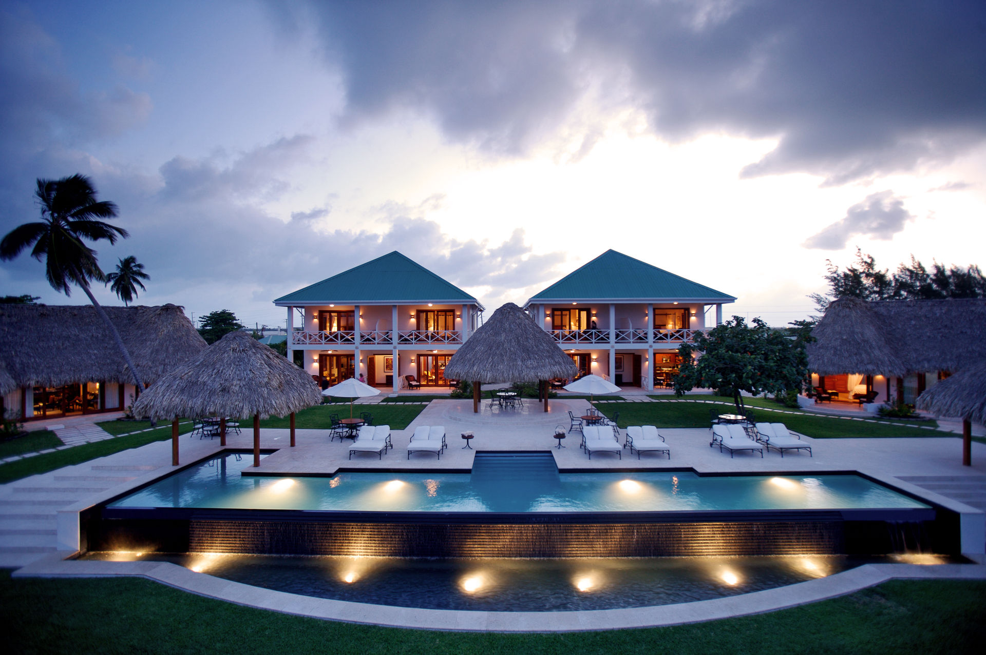 Biggest House In The World 2016 largest resort spa on ambergris caye set to open