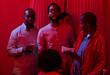 Ferguson screams for Tiffany at a party