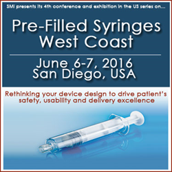 Pre-Filled Syringes West Coast 2016