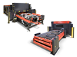 Photo of the Amada Laser Cutting System with Rotary Index