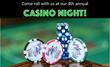 """Eva's Village 4th Annual """"Casino Night"""" sponsored by Railroad Construction Company, Inc."""