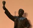 Tom Edison sculpture
