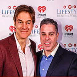 Dr. Oz and Dr. Enrico Ferdico