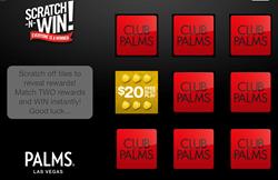 Screenshot of Palms Casino Resort game developed by OfferCraft