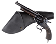 Lot 2198, a LeMat SN# 8, owned by Gen. Beauregard. Considered to be one of the finest condition Confederate revolvers known of any manufacturer. Estimate: $200K-300K.