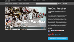 Final Cut Pro X Effects - ProCel Parallax