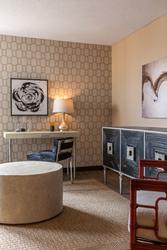 Sitting Room by Julianne Quelle Design
