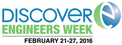 Engineers Week by Discover E