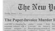 The Paper-Invoice Murder Rate Skyrockets in NYC