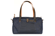 Vitesse Duffel—navy waxed canvas