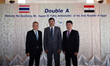 His Excellency Ambassador of Egypt to Thailand Visits Double A Factory in Prachinburi