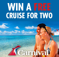 Win a Free 7 Night Cruise to Caribbean or Mexico