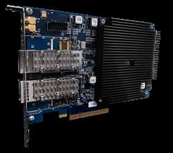 ANIC-80Ku Dual 40GbE/8 X 10GbE PCIe Gen 3 Flow Processor