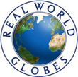 Real World Globes Unveils 3D Geological Globe of the World