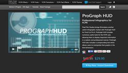 FCPX Plugins - ProGraph HUD - Pixel Film