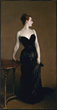 John Singer Sargent, Madame X (Madame Pierre Gautreau), 1883-1884. Oil on canvas. Image © The Metropolitan Museum of Art. Image source: Art Resource, NY.