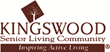 Kingswood Senior Living Community assures residents access to a full continuum of care on site, ranging from independent living and assisted living to its five-star rated skilled nursing care.