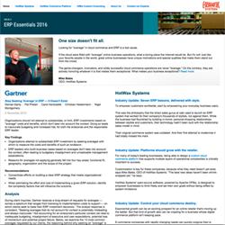 ERP System, ERP Implementation, ERP Integration