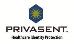 Privasent Healthcare Identity Protection Logo