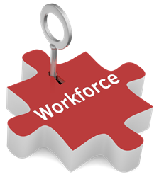 Workforce Optimization key