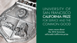 University of San Francisco Announces Winner of the 2016 California Prize