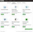 Self-service integration marketplace