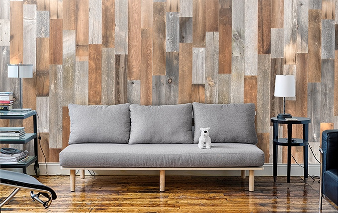 Artis Wall Removable Wood Accent Wall Planks Reaches