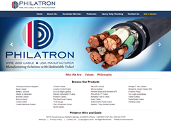 Philatron Wire and Cable Manufaturer