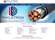 Philatron Wire and Cable New Website Launch