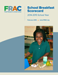 Food Research & Action Center Scorecard Ranks States on School Breakfast Participation: West Virginia Tops the List; Utah at the Bottom