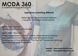 Moda 360: LA invitation