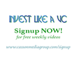 Casson Media Group Introduces a New Weekly Video Series, Invest Like A VC
