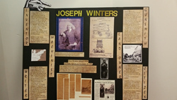 Joseph Winters was an inventor, freeman, and property owner.