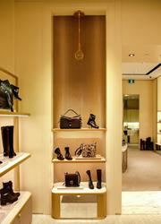 Jimmy Choo store, Toronto, Ontario