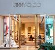 Exterior of Jimmy Choo Store, Toronto, Ontario.