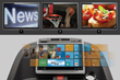 AppCardioTV App on Technogym Unity Console