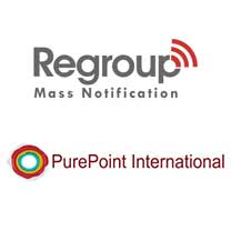 Regroup Mass Notification and Pure Point International
