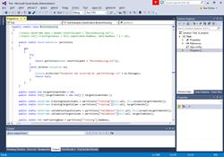 XLMiner SDK in C# in Microsoft Visual Studio