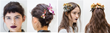 Schwarzkopf Professional and Odile Gilbert Debut Romantic, Art Nouveau-Inspired Hair for Rodarte