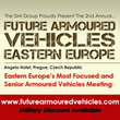 IBD Deisenroth joins this year's unrivalled speaker line-up at Future Armoured Vehicles Eastern Europe