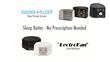 Sound+Sleep and LectroFan Sound Machines