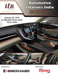The ITB Group's Automotive Interiors India Conference 2016