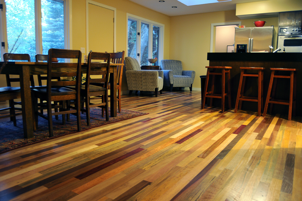 Pioneer millworks sources reclaimed wood from every for Reclaimed wood sources