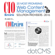 DotCMS Achieves Recognition on 20 Most Promising Web Content Management Solution Providers List by CIOReview