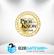 """Three B2BGateway Executives Named by Supply and Demand Chain Executive Magazine as Supply Chain """"Pro's to Know"""" 2016"""