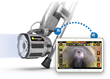 Envirosight's New Quickview airHD Sewer Assessment Camera Delivers Live Wireless HD Video with Touchscreen Tablet Controls.